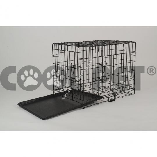 Klietka pre psov L - 75 x 53 x 59 cm