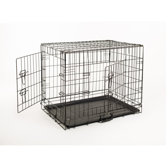 Klietka pre psov XL - 92 x 63 x 70 cm